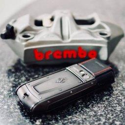 Vertu Ascent Ti Ferrari Nero Asoluto