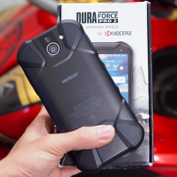 Kyocera Durafoce Pro 2 with Sapphire Shield